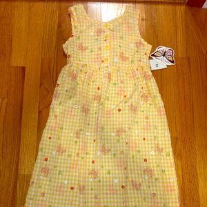 Yellow long dress 💛💛💛💛